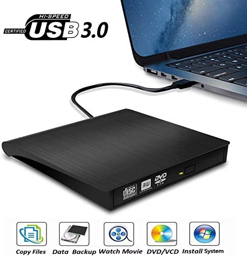 External CD DVD Drive Compatible product image