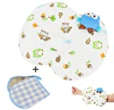 Baby Feeding Pillow Premium Quality Multifunctional Portable Head Shaping Pillow For Newborn Flat Head Syndrome Prevention (Eagle) by Elfjoy