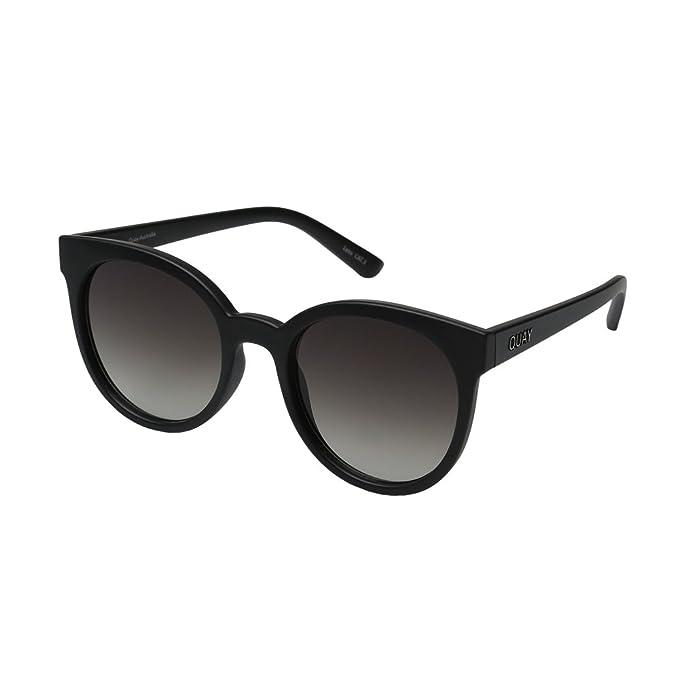 935d64e153 Quay Australia 55mm Like Wow in Black Smoke (Black