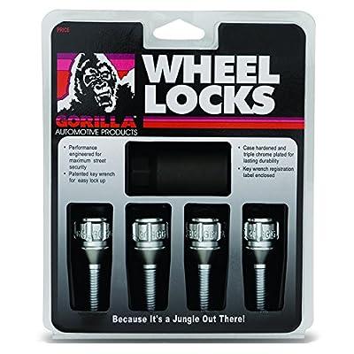 Gorilla Automotive 47013N Cone Seat Bolt Locks (12mm x 1.50 Thread Size): Automotive