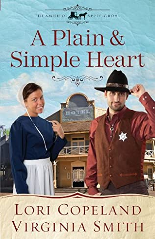 book cover of A Plain and Simple Heart