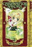 Cardcaptor Sakura, Vol. 3 (Cardcaptor Sakura Authentic Manga)