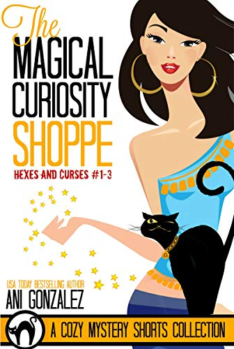 The Magical Curiosity Shoppe: (A Banshee Creek Cozy