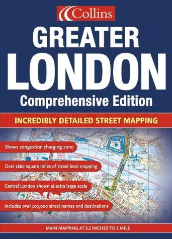 Download Greater London Street Atlas ebook
