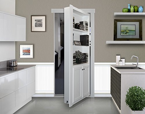 how to find a secret door in your house