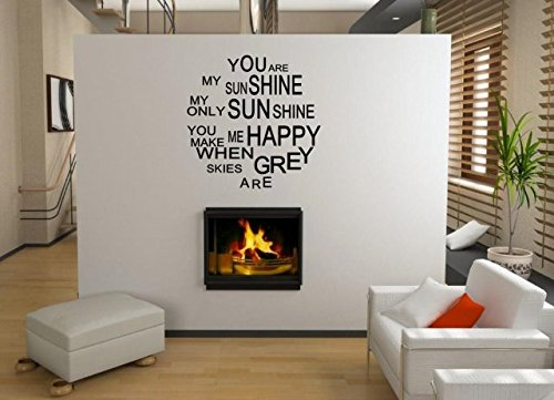 JC Design 'You Are My Sunshine My Only