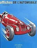 Affiches de l'automobile