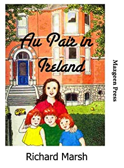 au pair in ireland english edition ebook richard marsh peter kent loja kindle. Black Bedroom Furniture Sets. Home Design Ideas