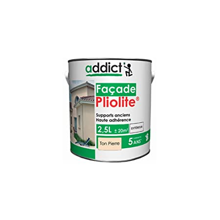 Resin Pliolite Based Radio Addict - Matt Paint 2 5 Litre