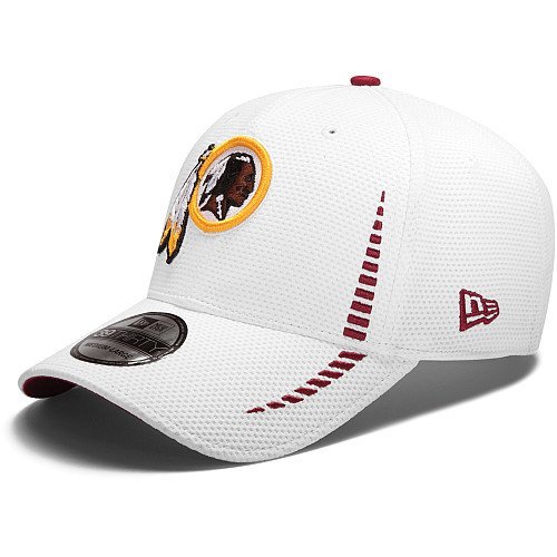 NFL Washington Redskins Training Camp 3930 Cap, White, Medium/Large (Hat Camp Training)