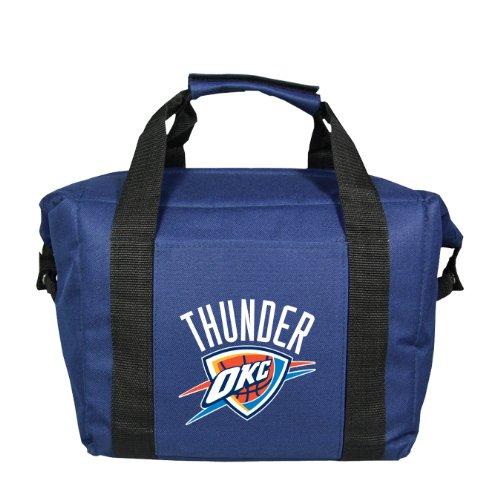 NBA Oklahoma City Thunder Soft Sided 12-Pack Cooler Bag by Kolder
