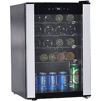 Amazon Com Spt Bc 92us 92 Can Beverage Cooler Commercial