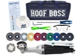 Trim-It-All Hoof Care Set 110v US