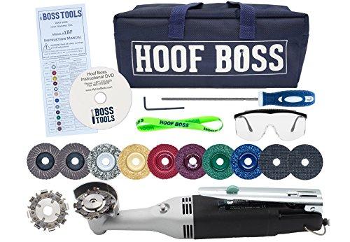 Trim-It-All Hoof Care Set 110v US by Hoof Boss