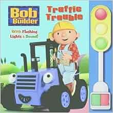 Amazon.com: Traffic Trouble (Bob the Builder ...