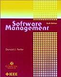 Software Management Tutorial, Donald J. Reifer, 0769511007