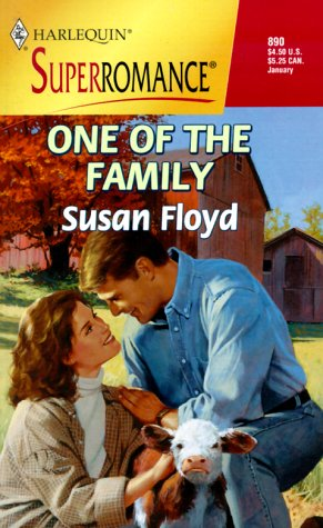 book cover of One of the Family
