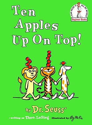 10 apples up on top - 8