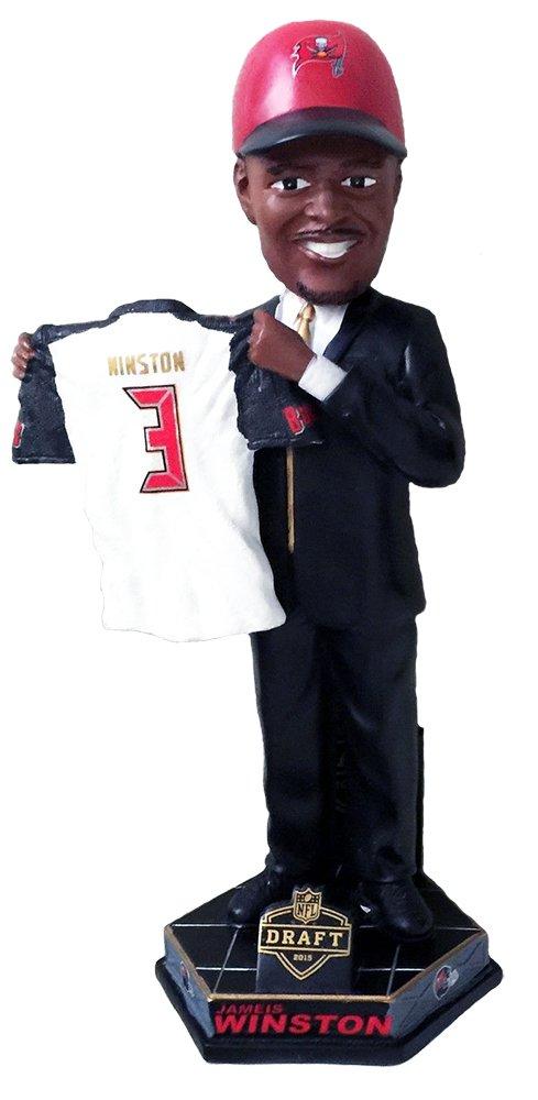 FOCO Tampa Bay Buccaneers Winston J. 2015 NFL Draft Pick Bobble  01