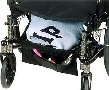 Amazon.com: Carga estante Silla de ruedas debajo del asiento ...