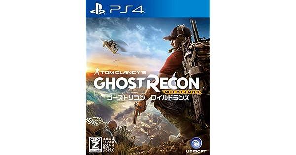 Tom Clancys Ghost Recon Wildlands SONY PS4 Import Japonais [video ...