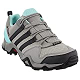 adidas outdoor Women's Terrex AX2R GTX Charcoal Solid Grey/Dgh Solid Grey/Clera Aqua 7.5 B US