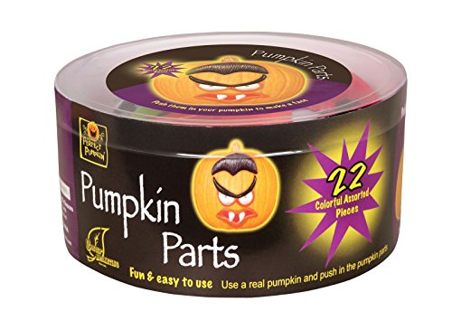 Pumpkin Parts