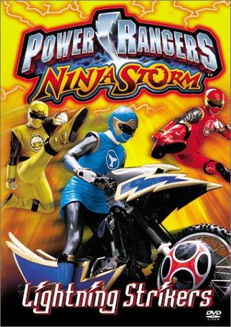 Amazon.com: Power Rangers Ninja Storm - Lightning Strikers ...