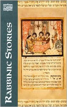 Book Rabbinic Stories (CWS) (Classics of Western Spirituality )