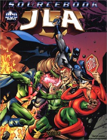 JLA Sourcebook (DC Universe RPG)