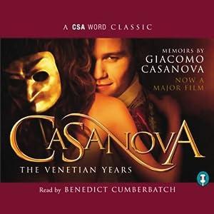 Casanova Audiobook