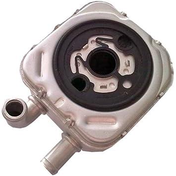 BEHR HELLA SERVICE 8MO 376 778-051 Radiador de aceite, aceite motor