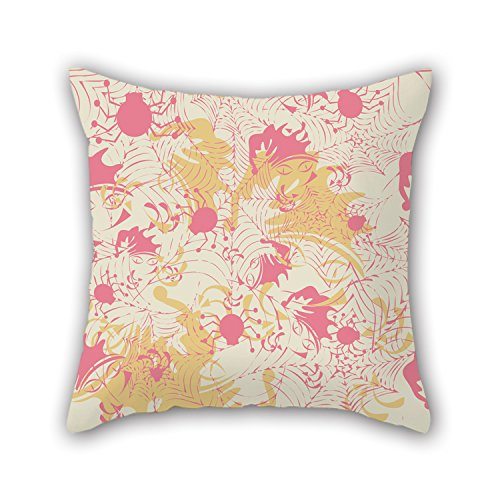 NICEPLW Pillowcover Of Colorful Geometry,for Her,chair,wedding,kids Room,boys,dinning Room 18 X 18 Inches / 45 By 45 Cm(both Sides) (Quicksilver Bedding Full)