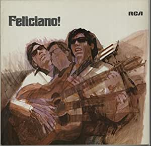 JOSE FELICIANO LP, SOULED, US ISSUE PRE-OWNED EX/EX CONDITION LP