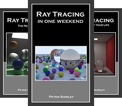 Ray Tracing Minibooks (3 Book Series)