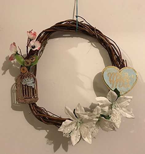 handmade-mr-mrs-grapevine-door-wreath-with-bird-cage-pink-and-white-flora-wedding-gift-anniversary-g