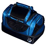Pet Gear Aviator Bag for Cats and Dogs Up to 16-Pound, Small Pet Carrier, Pacific Blue, My Pet Supplies