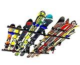StoreYourBoard Ski and Snowboard Ceiling Storage