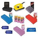 ARTECHSKI High Fluoro Series Wax Brush Iron Starter Kit