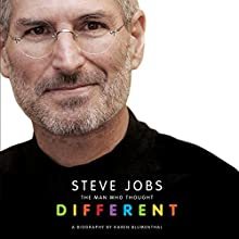 Steve Jobs: The Man Who Thought Different Audiobook by Karen Blumenthal Narrated by Sean Runnette