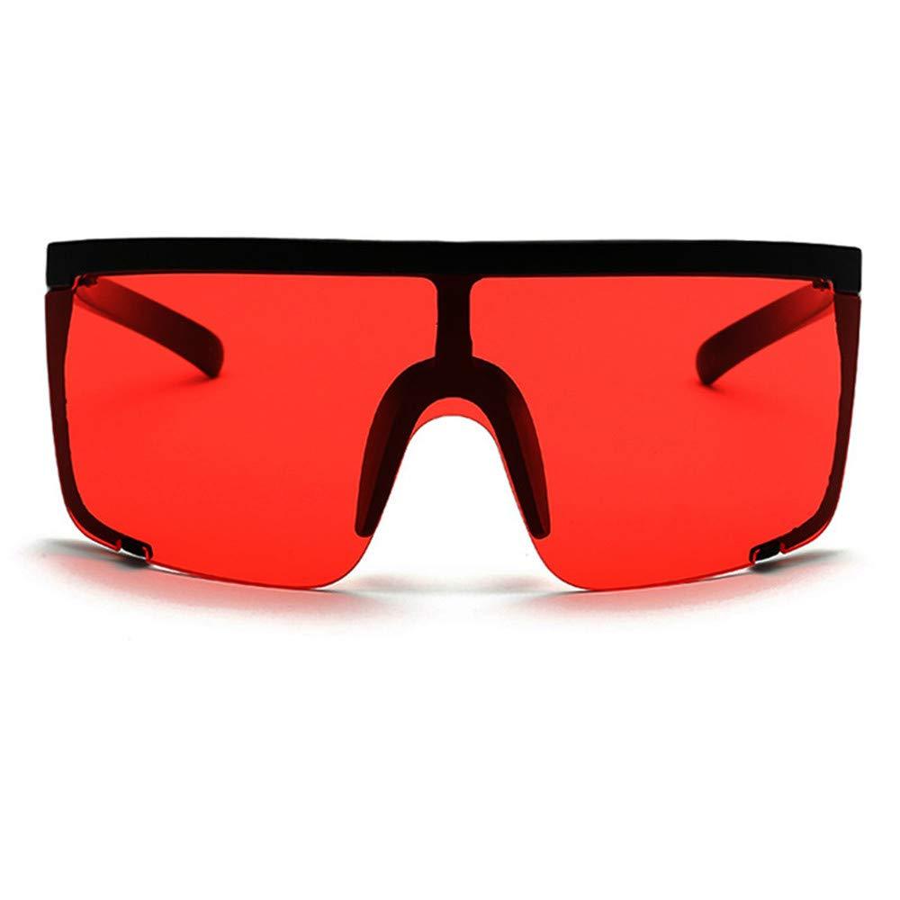 f2f060456f Oversized sunglasses women large square sunglasses men transparent frame vintage  sun glasses red clothing jpg 1000x1000