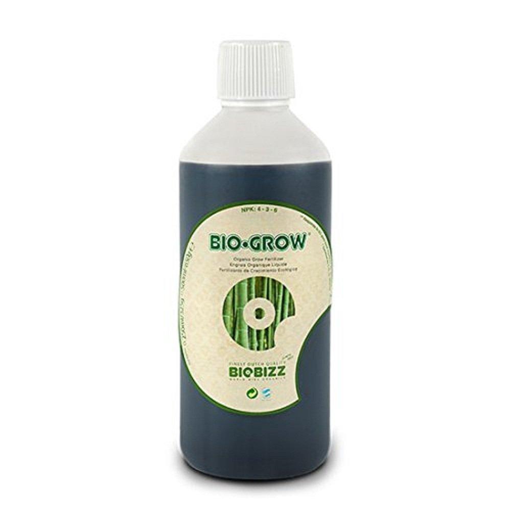 BioBizz Bio Grow Organic Liquid Fertilizer Plant Food Flowering Stimulator 500ml