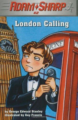 Adam Sharp, London Calling (Adam Sharp, Book 2)