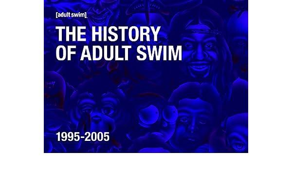 history Adult swim