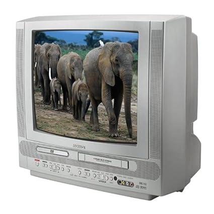 amazon com magnavox 19mdtr20 19 inch tv dvd vcr combo electronics rh amazon com magnavox tv dvd player manual Magnavox VCR DVD Player Manual