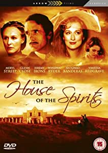 House Of Spirits [1994] [DVD]-Region 2