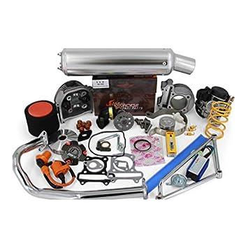 Amazon.com: SMM 12-100-50-Chrome - Kit de accesorios para ...