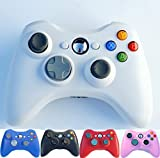 xbox 360 wireless controllers - PomeMall Xbox 360 2.4G Wireless Controller (White)