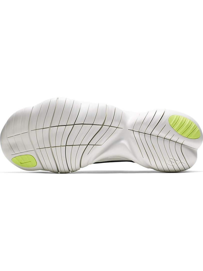 Nike Men's Free RN 5.0 Running Shoes (7.5, White/Volt) by Nike (Image #6)