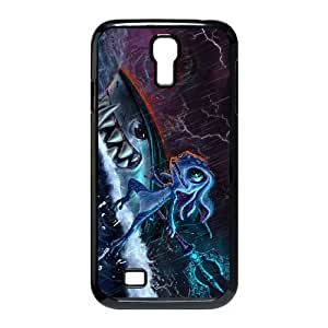 Samsung Galaxy S4 9500 Cell Phone Case Black Nautilus league of legends Oeqgj